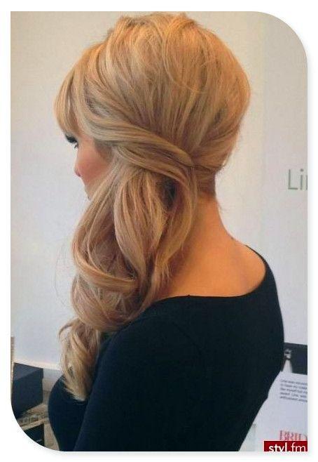 Side ponytail for sets _3 & _4
