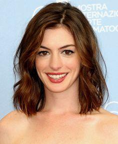 Anne Hathaway's bob