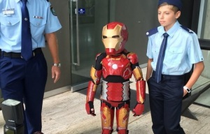 Iron Boy 1