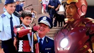 Iron Boy 3