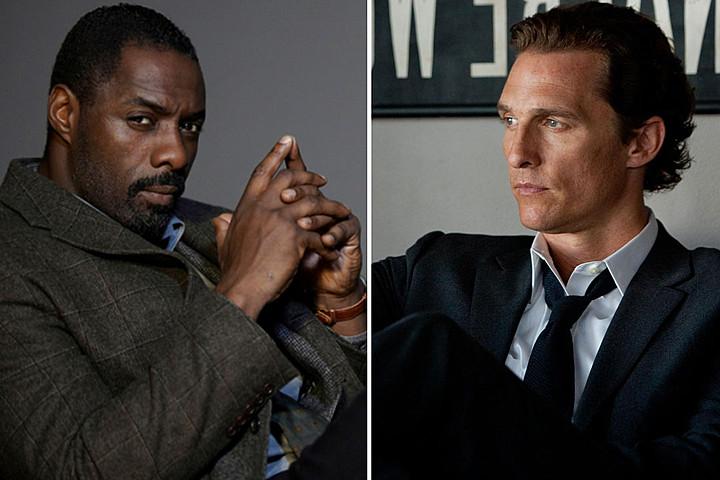 Idris Elba & Matthew McConaughey