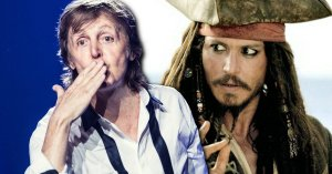 Paul McCartney - Pirates of the Caribbean 3