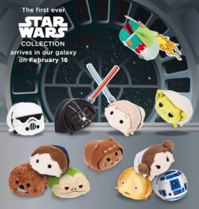 Star Wars - plush 2