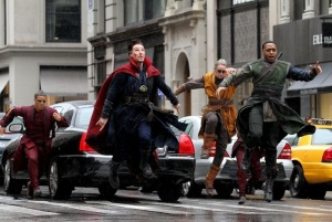 Doctor Strange - shooting sneak peek 2