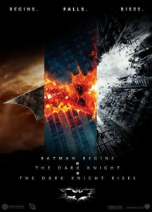 Christopher Nolan - Batman trilogy