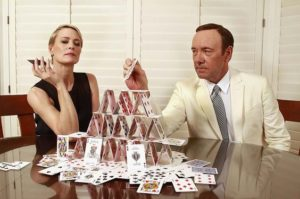 Kevin Spacey - House of Cards 1