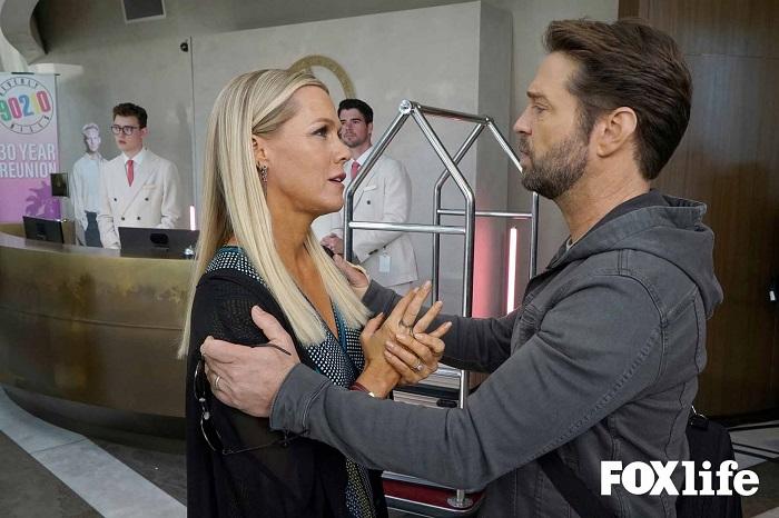 90210 cast ραντεβού μεταξύ τους ο μπενόνβιλ